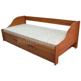 Młodzieżowe łóżko z pojemnikiem Maro
