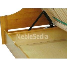 Podnoszenie stelaża - łóżko Maro