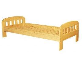 Łóżko sosnowe Uno
