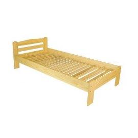 Łóżko drewniane sosnowe Tomek