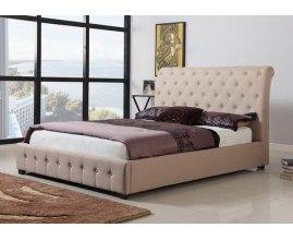 Walter - tapicerowane łóżko w stylu klasycznym