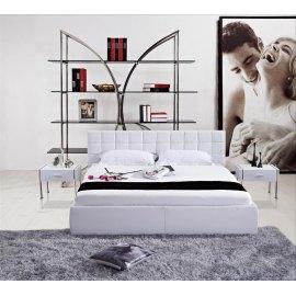 łóżko tapicerowane nowoczesne Dario