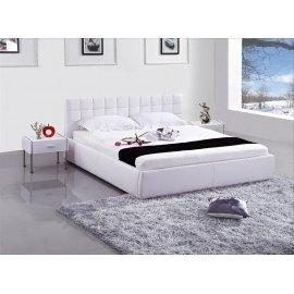 nowoczesne tapicerowane łóżko Dario