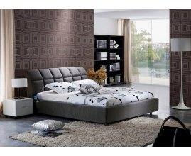Luca - nowoczesne pikowane łóżko
