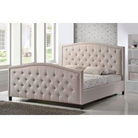 klasyczne tapicerowane łoże - Ivo