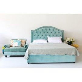 Łóżko Andrea i fotel