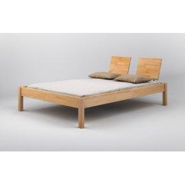 łóżko z drewna bukowego Ruten
