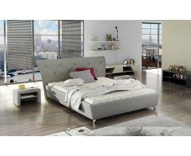 Nowoczesne łóżko tapicerowane Rumbo