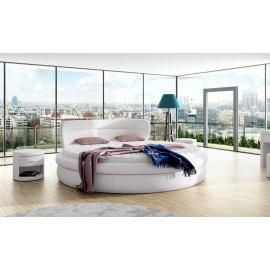 Okrągłe łóże Zumba