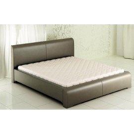 Łóżko tapicerowane do nowoczesnej sypialni Samba