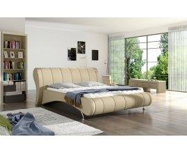 Łóżko do sypialni tapicerowane Malma