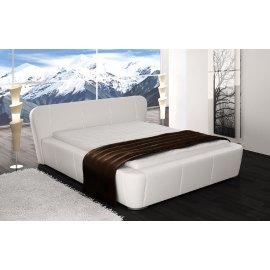 Wygodne łóżko do sypialni Drago
