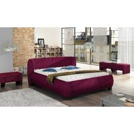 Łóżko z pojemnikiem Amber