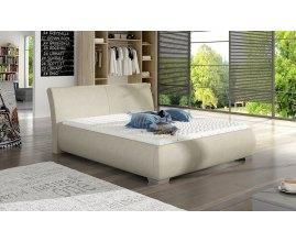 Łóżko tapicerowane Orena