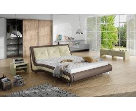Łóżko tapicerowane Natalia