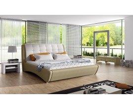 Łóżko tapicerowane Fini