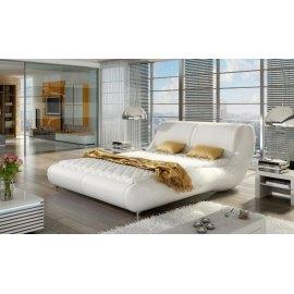 Łóżko tapicerowane Caps
