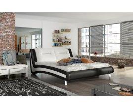 Eksluzywne łóżko tapicerowane Delano