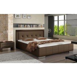 Łóżko tapicerowane King