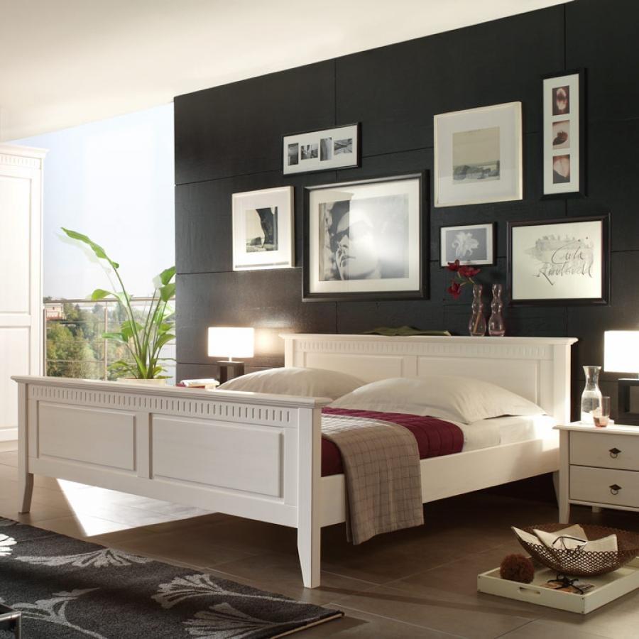 Łóżko w stylu angielkim
