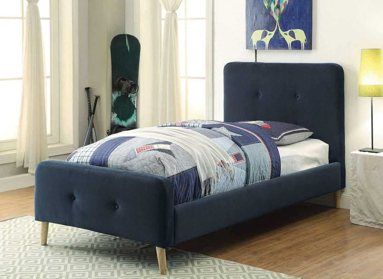 łóżka tapiecerowane