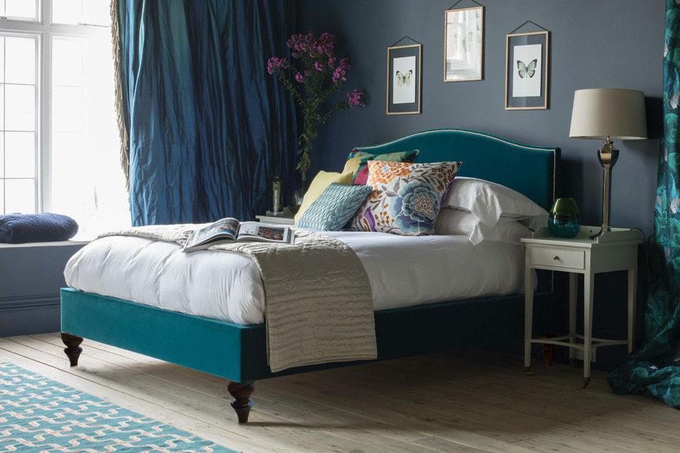 Łóżko do sypialni 180 x 200 cm