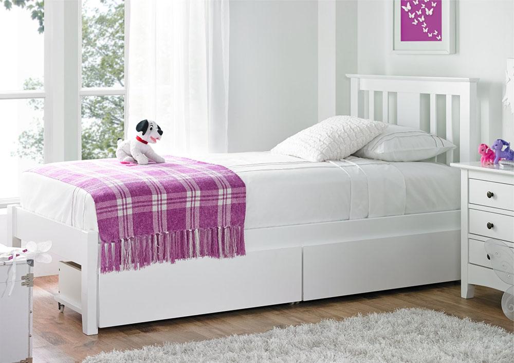 Łóżko iberis