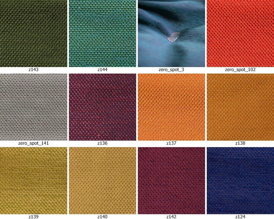 Plamoodporna tkanina Zero Spot ( 3 ) (+880 zł)